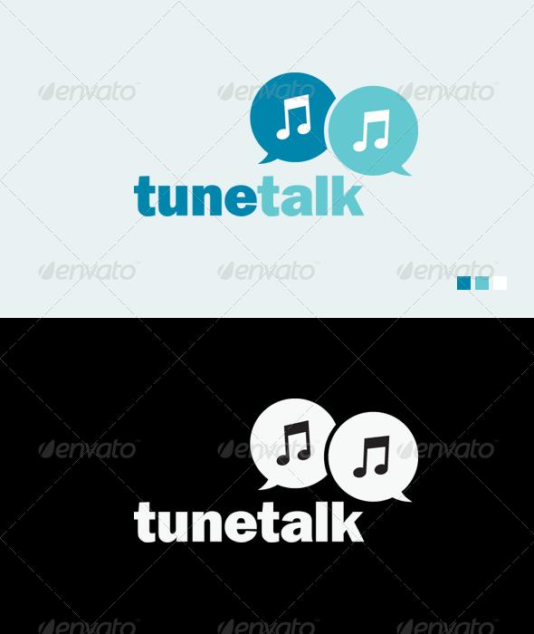 Tunetalk - Logo Template - Symbols Logo Templates