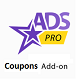 ADS PRO - WordPress Coupons Add-on