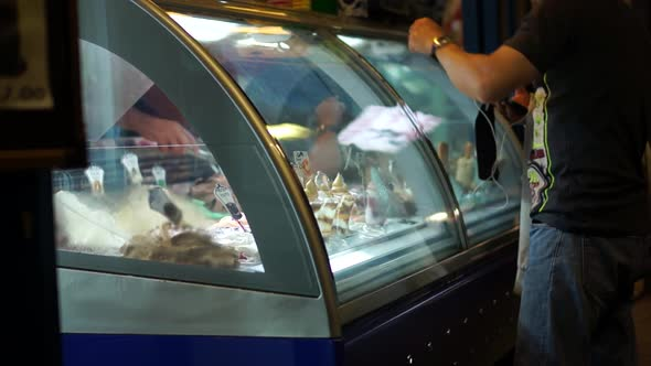 Scenes Of Gelato In Venice 3 Of 3