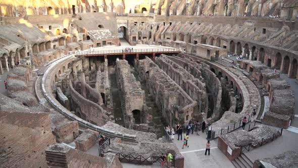 Views Of The Colosseum 28 Of 49