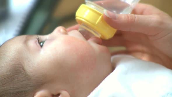 Infant Drinking Bottle 3 6
