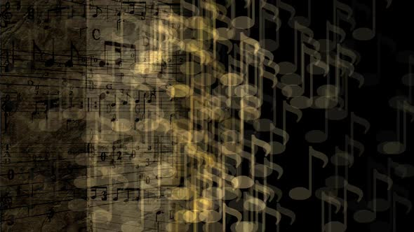 Music Note Particles