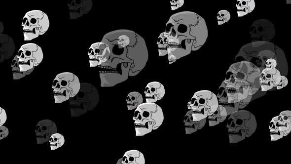Skulls Particle Loop 2