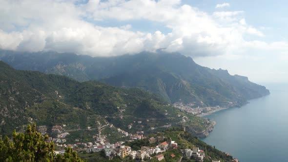 Scenes From The Amalfi Coast In Italy 1