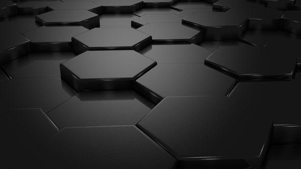 Black Blocks Animation