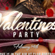 Valentines Flyer / Poster Template - GraphicRiver Item for Sale