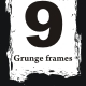 Set of Grunge frames - GraphicRiver Item for Sale