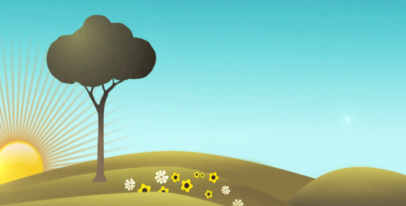After Effects Project - VideoHive UP IN THE CLOUDS 145573