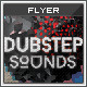 Flyer - Poster: Dubstep Sounds