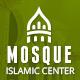 Mosque - Islamic Center WordPress Theme
