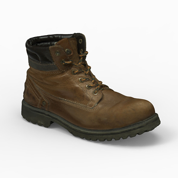 3DOcean man boot 12018951