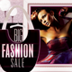 Big Fashion Sale Flyer Template - GraphicRiver Item for Sale