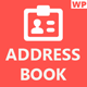 WP Address Book: Contacts Management Plugin