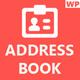 WP Address Book: Contacts Management Plugin
