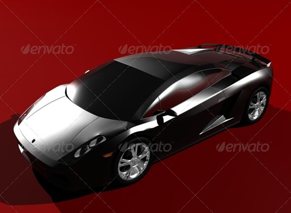 3DOcean Lamborghini Gallardo 147005