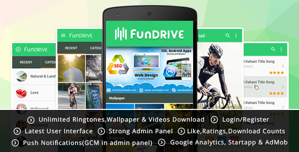 Fun Drive - CodeCanyon Item for Sale
