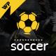 WP Soccer – Sport Team Clubs WordPress Theme