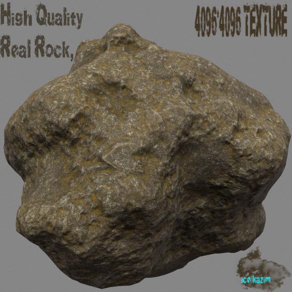 3DOcean Rock 9 12043746