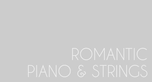 Romantic Piano & Strings