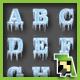 Frozen Alphabet, Numbers & Symbols