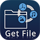 Get File Uploader, cropper, sizes and image format