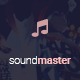 SOUNDMASTER – Music Template (Sites, Bands, DJ's) (Music and Bands) Download