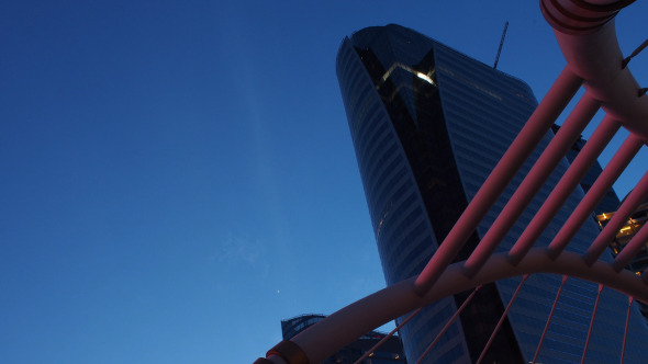 VideoHive Modern City 12052708
