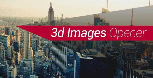 3D Images Opener Parallax Slideshow