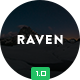 Raven - Responsive Email + Themebuilder Access
