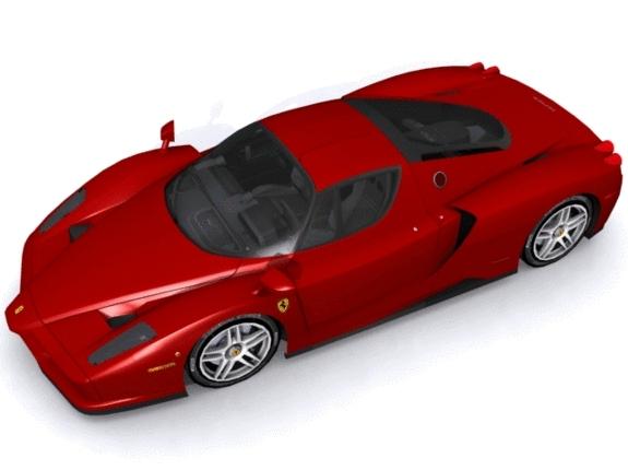 3DOcean Ferrari Enzo 1206989