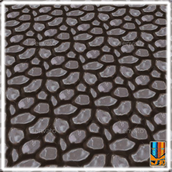 3DOcean Stone Pavement V2 12052231