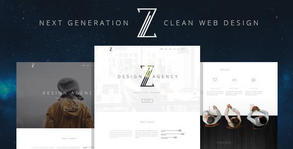 Zuut – Clean Agency WordPress Theme (Business) Download