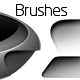 Tech Inset brushes - GraphicRiver Item for Sale