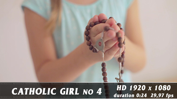 Catholic Girl No.4
