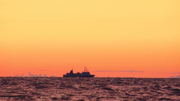VideoHive Ship & Sea 12067246