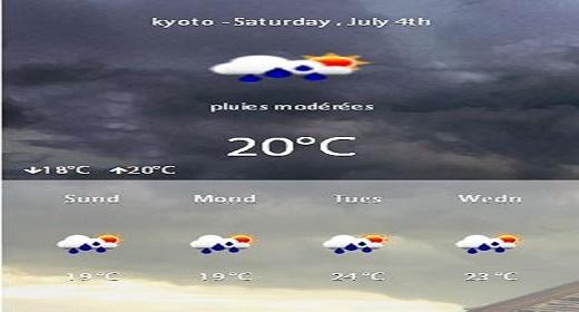 Weather Script