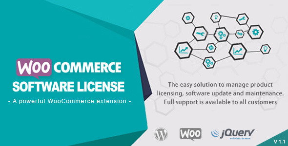 WooCommerce Software License (Products) Download
