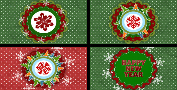 After Effects Project - VideoHive Happy New Year Animation 1209033