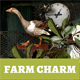Farm Charm–Farm Village Style Blogger Template