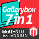 GalleryBox - Magento Lightbox Extension with Zoom