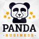 Famous Panda Logo