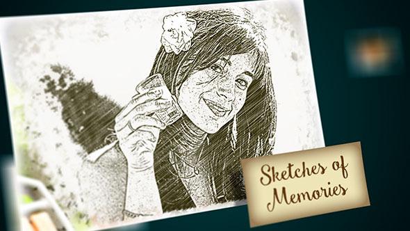 Sketches of Memories
