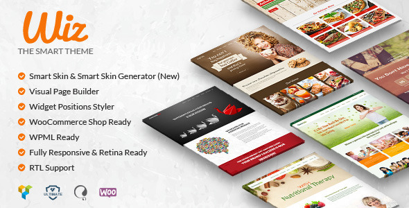 Wiz – The Smart WordPress Theme (Miscellaneous) Download