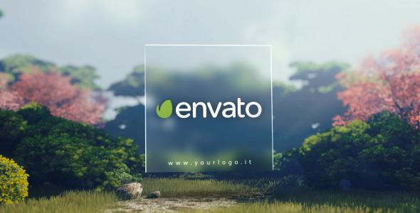 Natural Elegant Logo Animation