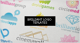 Brilliant Logo Templates