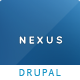Nexus - Multi/One-Page Business Drupal Theme