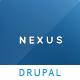 Nexus - Multi/One-Page Business Drupal Theme
