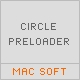 Circle preloader 100% customizable - ActiveDen Item for Sale