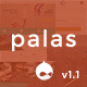 Palas - Multipurpose, eCommerce Drupal Theme