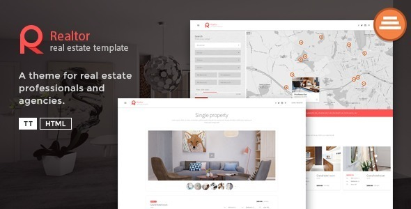 Realtor - A Real Estate Template